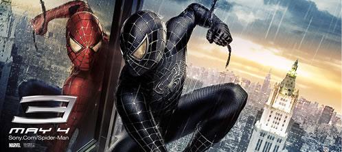 Nuevo cartel de Spiderman 3 (1)